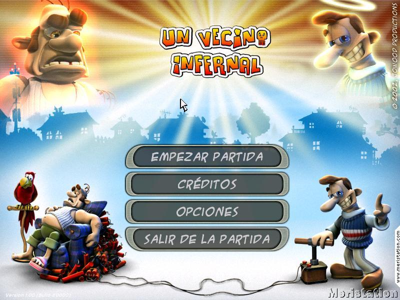 un vecino infernal 1 descargar gratis